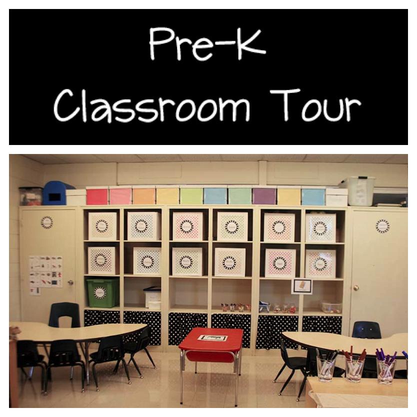 Pre K Classroom Photos amp Centers PreKinders