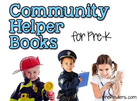 Community Helper Books