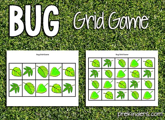 Bug Grid Game