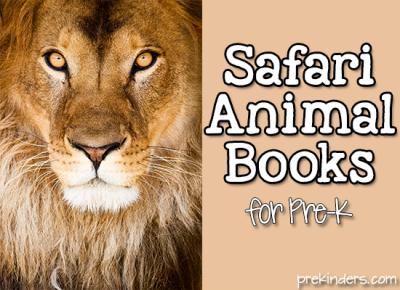 Safari Animal Books
