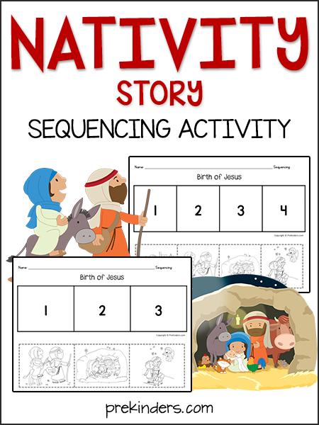 Nativity Craft Ideas For Children