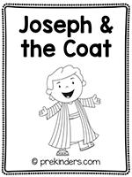 Bible Story Print & Fold Books: For Pre-K & Preschool Kids ...